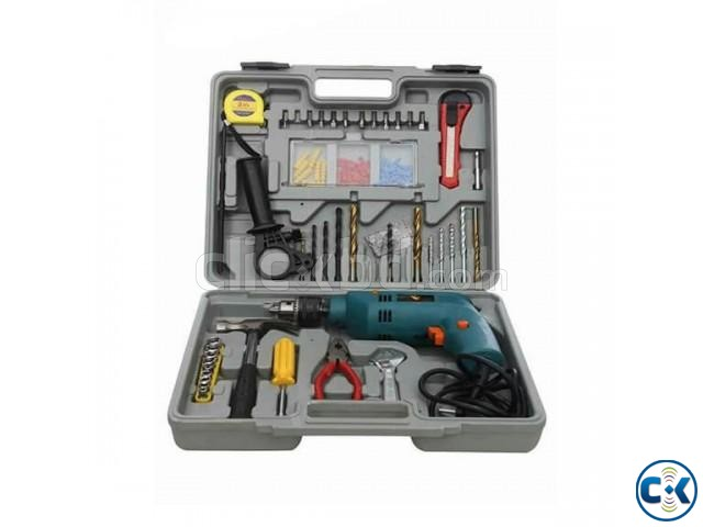 Kingsay Drill Machine Set 100 pieces 01773747302 | ClickBD large image 0
