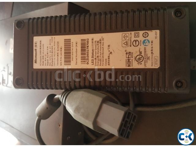 Original Xbox Power supply | ClickBD large image 0