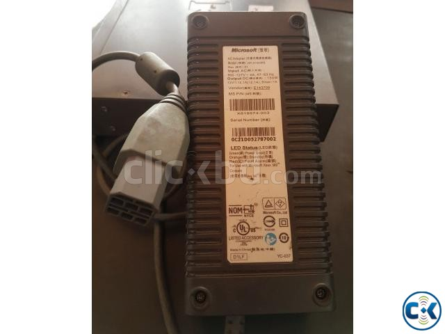 Original Xbox Power supply | ClickBD large image 1