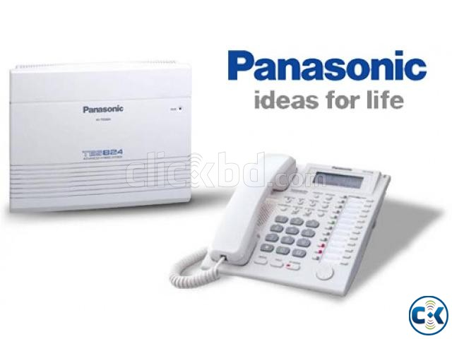 Panasonic PBX IP PBX | ClickBD large image 1