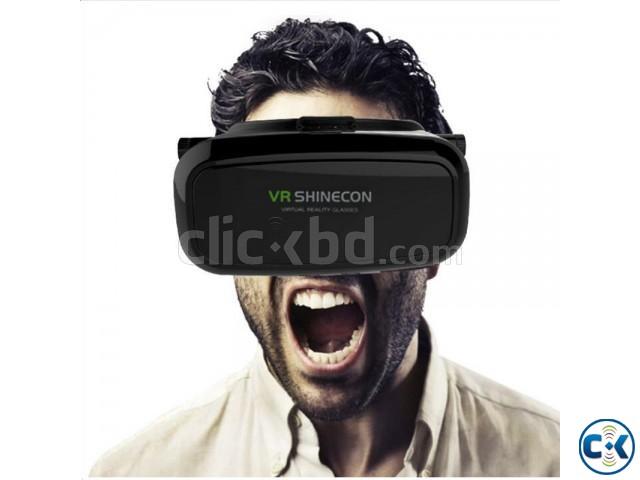 VR SHINECON Original Virtual 3D Glass warranty 01773747302 | ClickBD large image 1