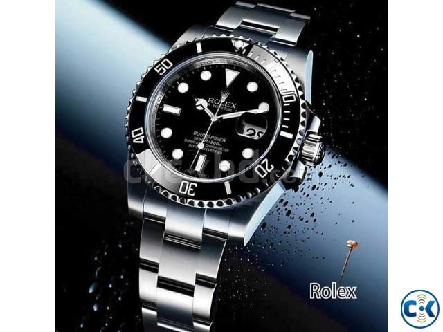 Rolex Pure Black Dialer | ClickBD large image 0