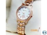 CHANEL White Dial Women s Wrist Watch