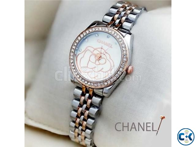 Chanel Women s Wrist Watch | ClickBD large image 0