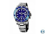 ROLEX SUBMARINER MENS WATCH WITH DATE FUNCTION
