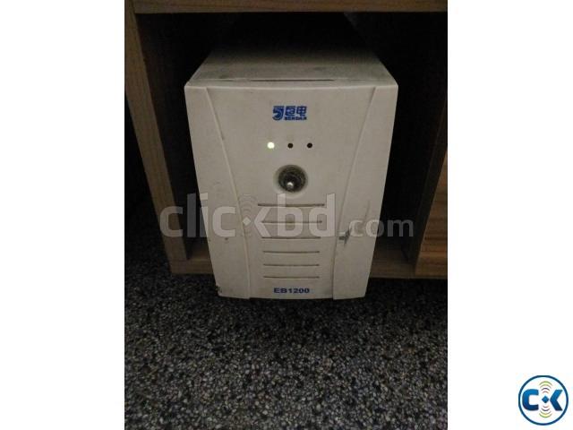 Hendan UPS EB1200 1200 VA  | ClickBD large image 0