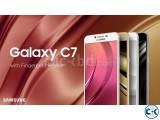 Brand New Samsung Galaxy C7 32GB Sealed Pack 1 Yr Wrrnty