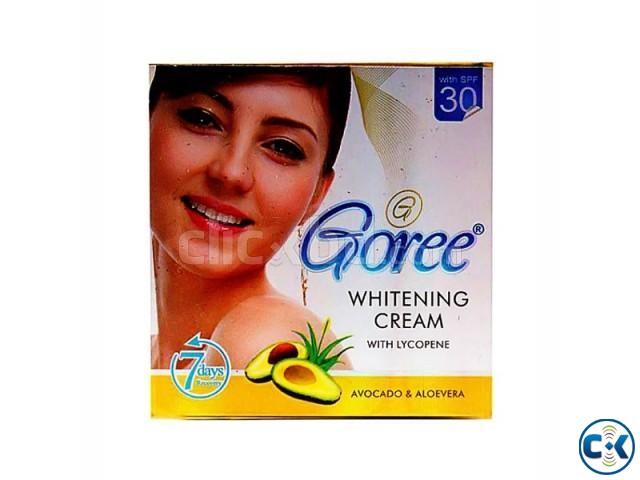 Goree Whitening Cream 50g | ClickBD large image 0
