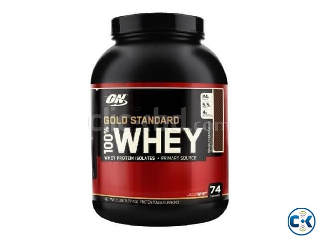Optimum Nutrition 100 Whey Gold Standard | ClickBD large image 0