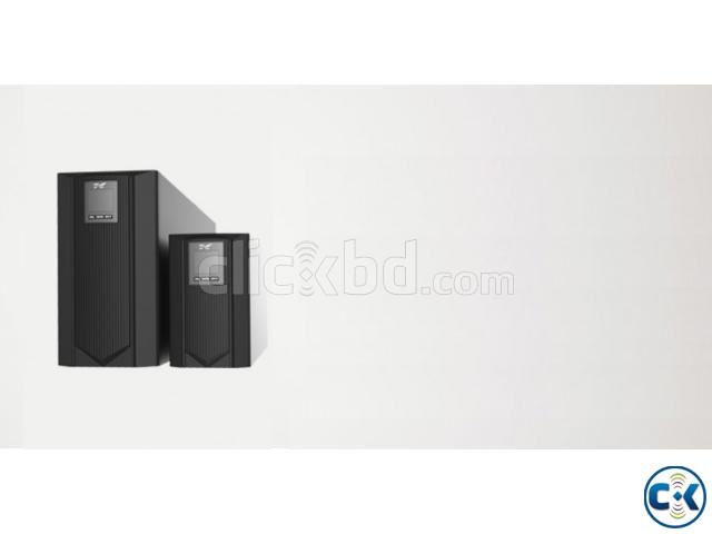 1KVA Online UPS | ClickBD large image 0