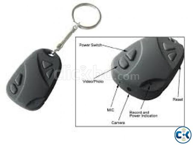 Car Key Ring camera | ClickBD large image 1