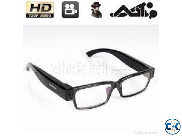 Spy Video Camera in Eye Wear | ClickBD large image 0
