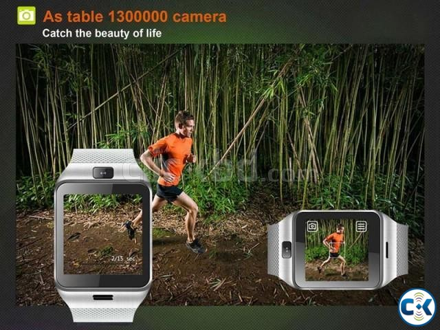 Smart watch phone with Camera QUHH315997  | ClickBD large image 3