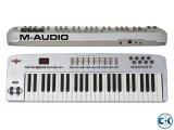 M-Audio USB Midi Controller