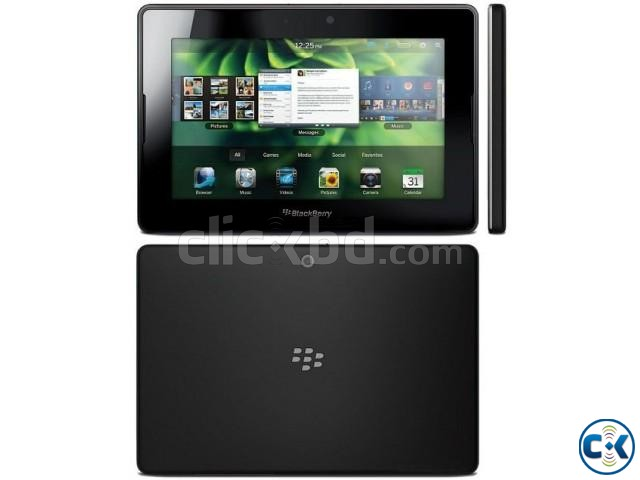 BlackBerry PlayBook 64GB | ClickBD large image 1