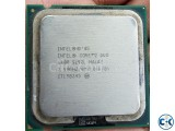 Intel Core 2 Duo E6600 2.4 Ghz