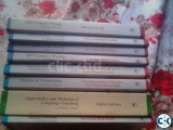 English Honors 4th Year Books