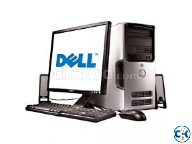 Duel Core Brand Dell with License Windows XP professional | ClickBD large image 0