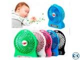 Portable Mini Rechargeable Fan-C 0161