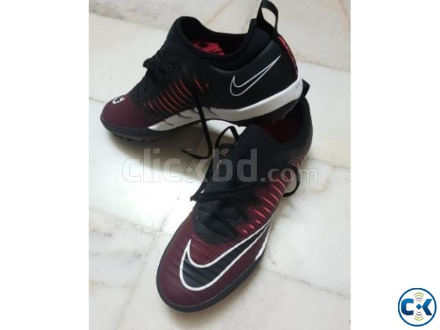 NIKE MERCURIAL FOOTBALL shoes ORIGINAL US 8 SIZE | ClickBD large image 1