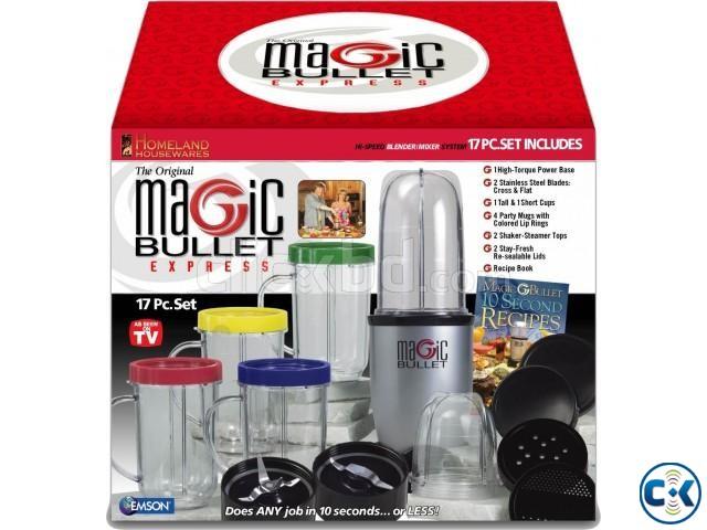 MAGIC BULLET Blender -  | ClickBD large image 0