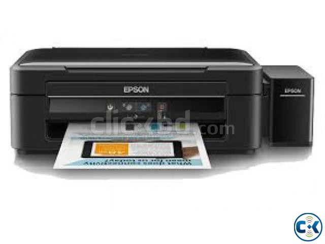 EPSON PRINTER -PRINTER EPSON L-380 ALL-IN-ON | ClickBD large image 1