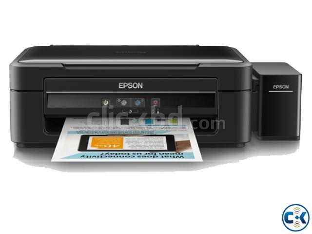 EPSON PRINTER -PRINTER EPSON L-380 ALL-IN-ON | ClickBD large image 2
