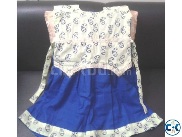 Baby summer dress code 0105 | ClickBD large image 0