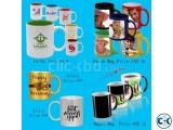 Mug Crest Stone Print with logo or design - 299