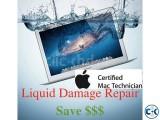 MacBook Air 13 A1466 Liquid Water Damage Repair 90 days W
