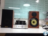 Tube Amplifier Speaker