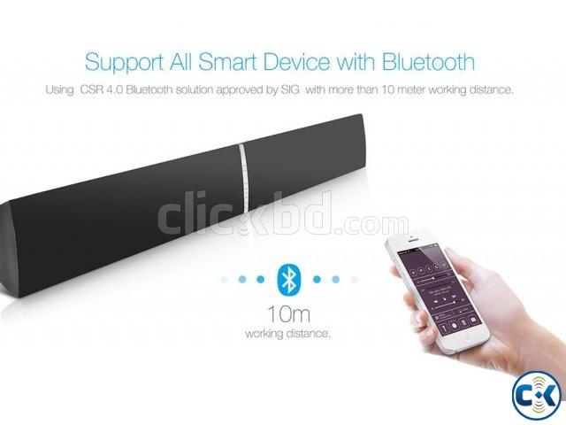 F D Sound Bar Speaker T-180BT | ClickBD large image 0