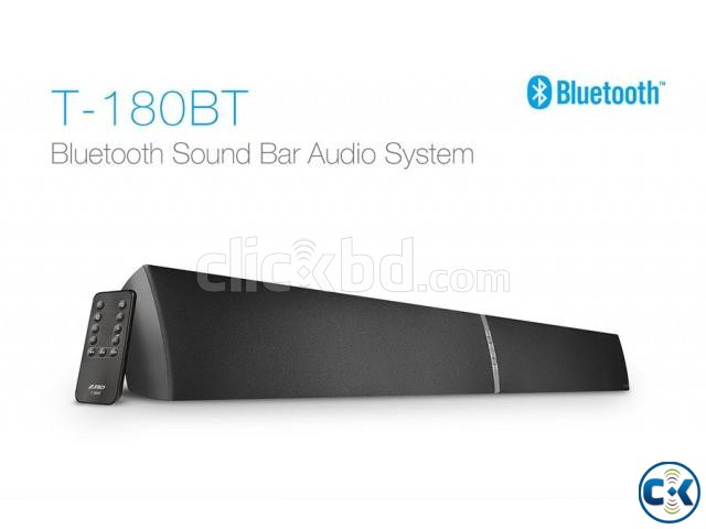F D Sound Bar Speaker T-180BT | ClickBD large image 1