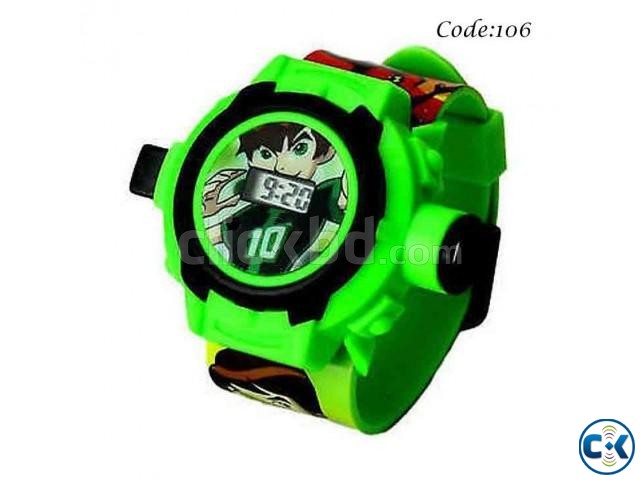 Ben 10 Kids Projector Watch. | ClickBD large image 0
