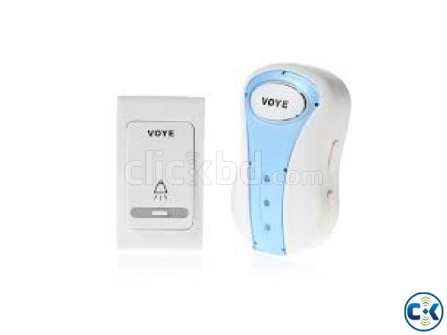 voye wireless door bell | ClickBD large image 0