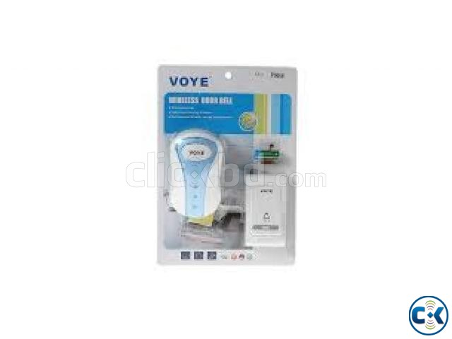 voye wireless door bell | ClickBD large image 1