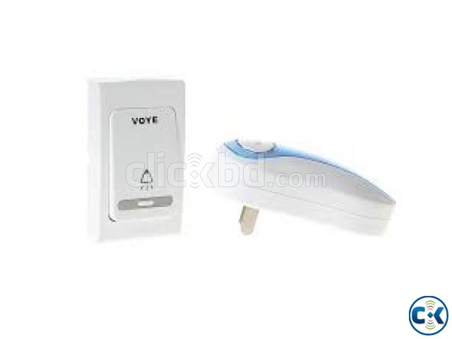 voye wireless door bell | ClickBD large image 3