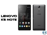 Brand New Lenovo K5 Note 32GB Sealed Pack 1 Yr Warranty