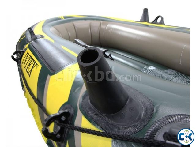 Seahawk 3 air Boat Hi-quality Load 300kg | ClickBD large image 1