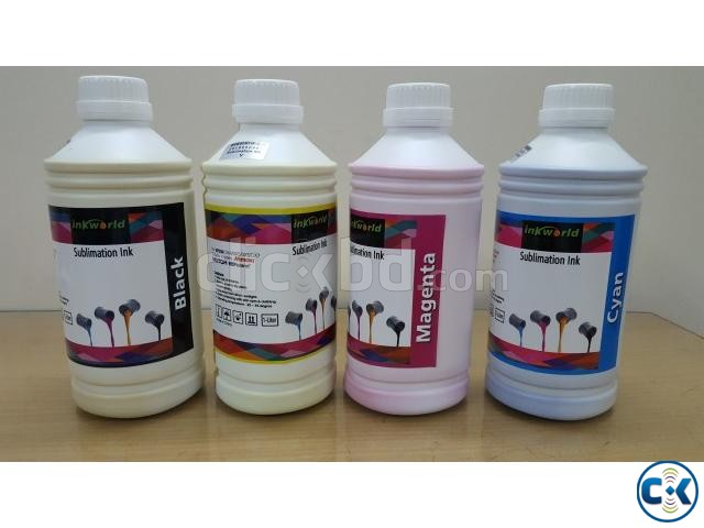 SUBLIMATION INK | ClickBD large image 0