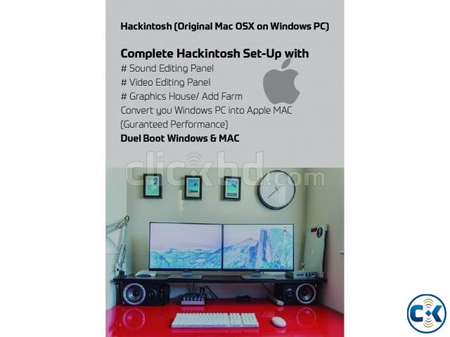 Hackintosh Setup | ClickBD large image 0