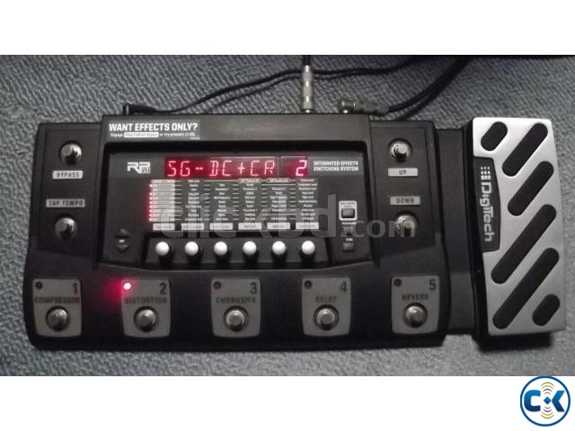 Digitech RP500 new guitar processor wih box cd.. | ClickBD large image 1