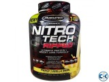 Nitro Tech Ripped Ultimate Protein Weight Loss Formula