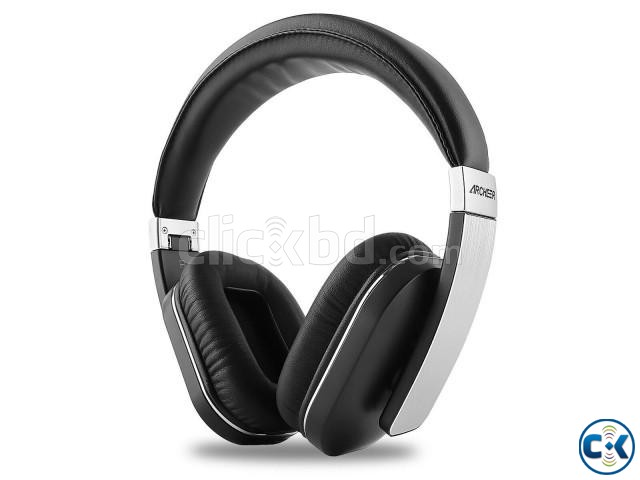 Archeer Bluetooth 4.0 Wireless Over Ear Headphones with Mic | ClickBD large image 2
