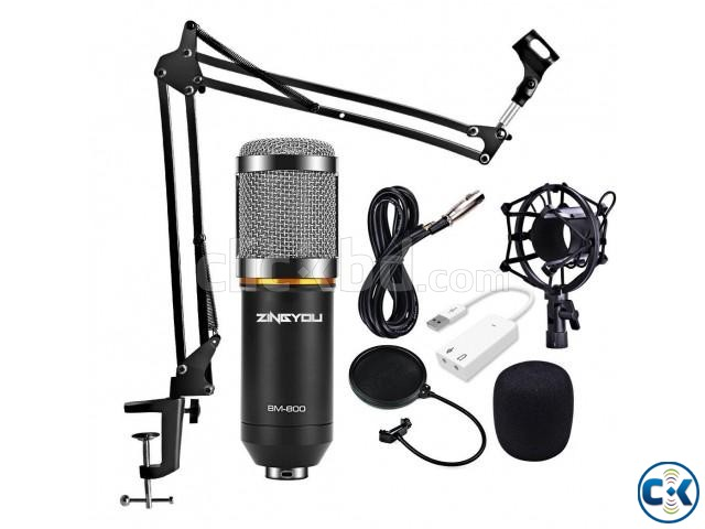 Condenser Studio Microphone full setup from USA | ClickBD large image 0