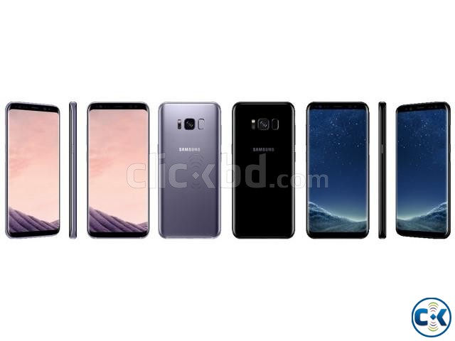 Brand New Samsung Galaxy S8 64GB Sealed Pack 1 Year Warranty | ClickBD large image 1