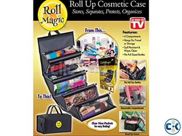 Roll Magic Roll Up Cosmetic Case-C 0165  | ClickBD large image 0
