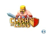 Clash of Clan ID Kinte Chai-Face 2 Face BOGRA - TH7-TH9