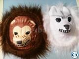 Animal Soft Mask 2 pcs 2