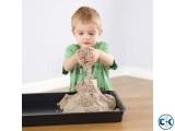 Non stick Waterproof Magic Sand for Creative Child